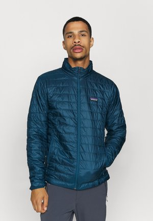NANO - Outdoor jacket - crater blue