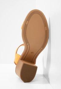 Inuovo - Sandals - orange org - 5