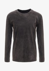 DRYKORN - ELIAH - Long sleeved top - anthracite - 4