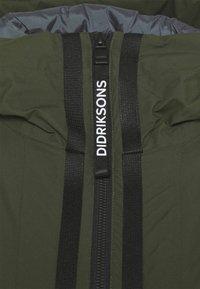 Didriksons - AINO WOMENS - Parkatakki - deep green - 2