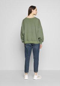 American Vintage - WITITI - Sweatshirt - tige - 2