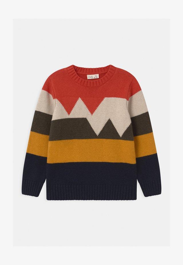 ROUND NECK - Jersey de punto - multicolour