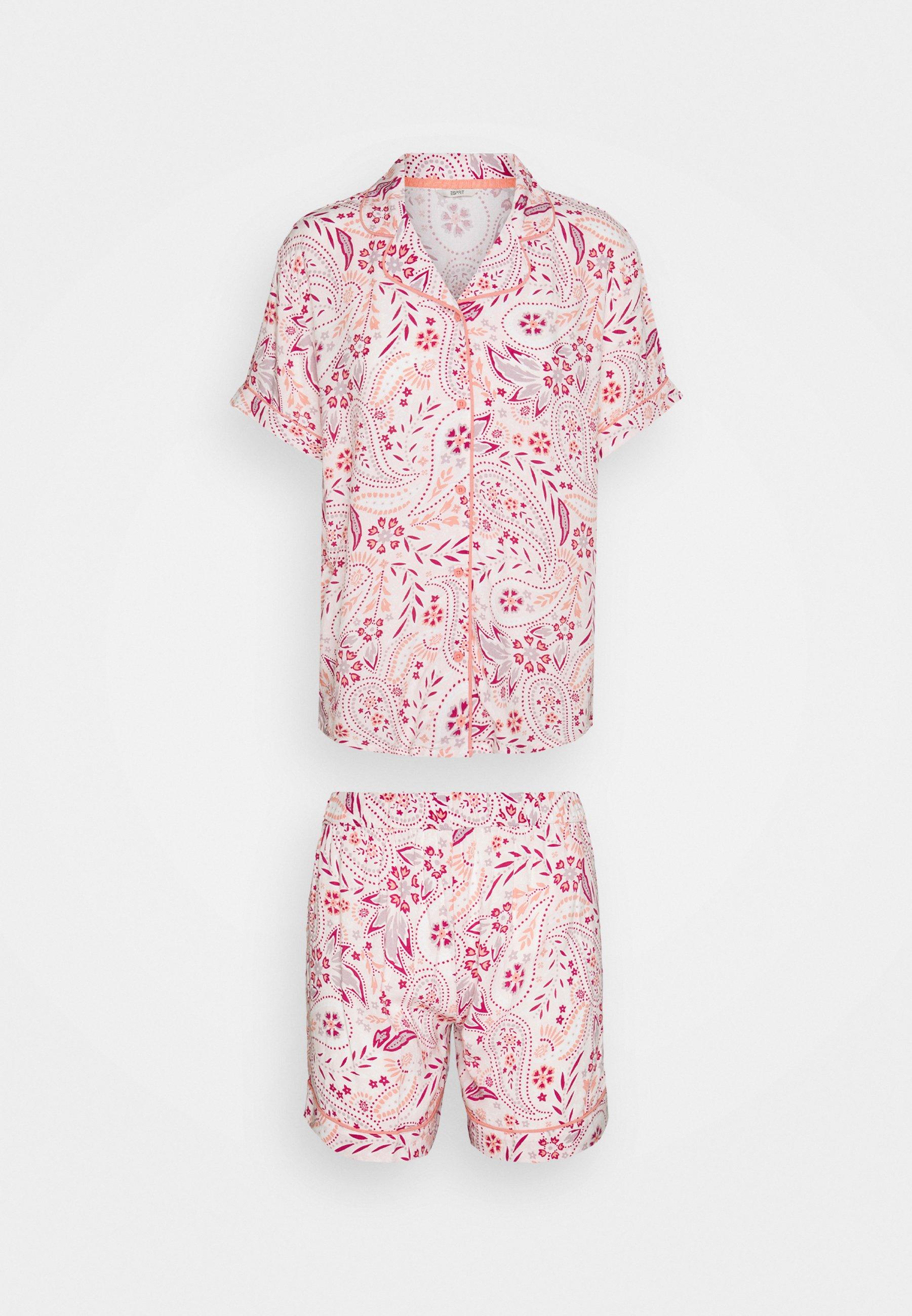 Women GIAVINA SHORTSLEEVE SHORTS - Pyjamas