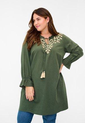Tunic - green