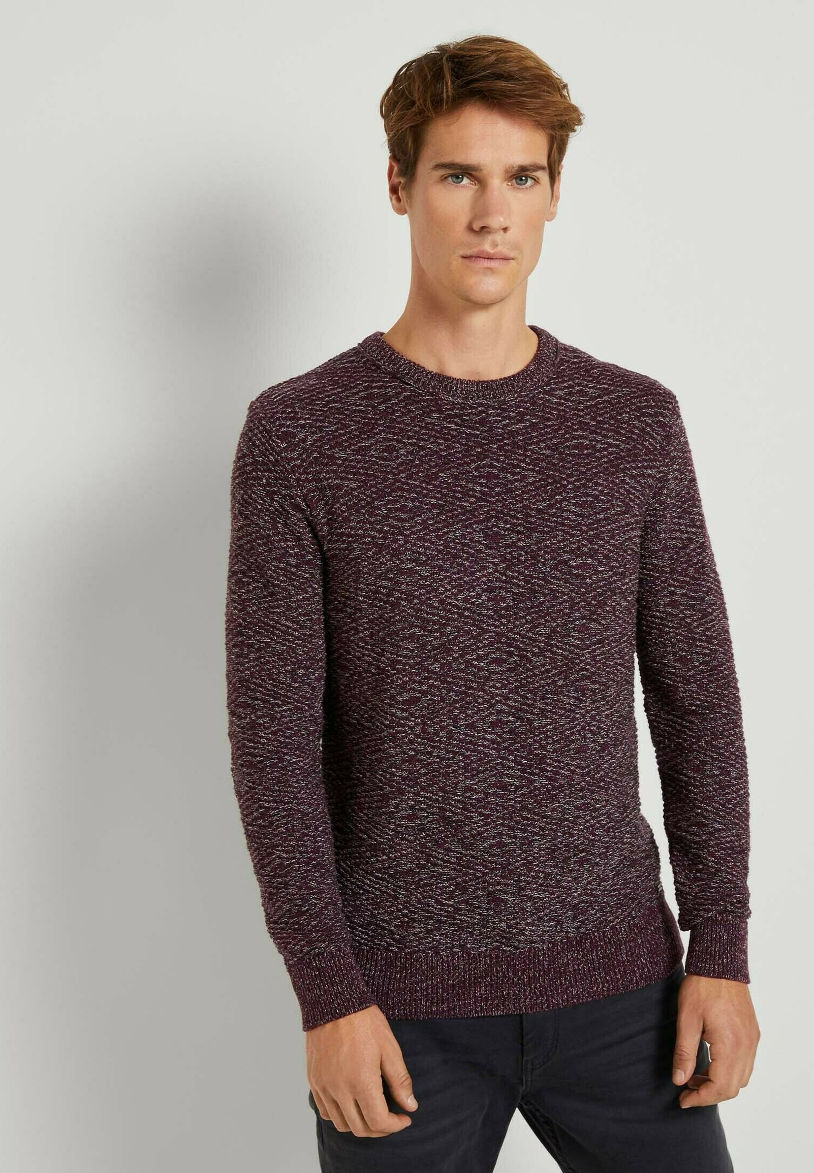 Homme MIT STRUKTURMU - Pullover