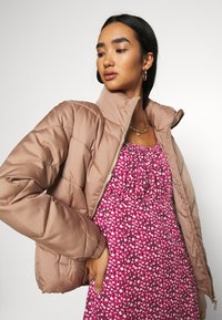 Vero Moda - VMLUIZA DRESS - Maxi dress - pink yarrow - 3