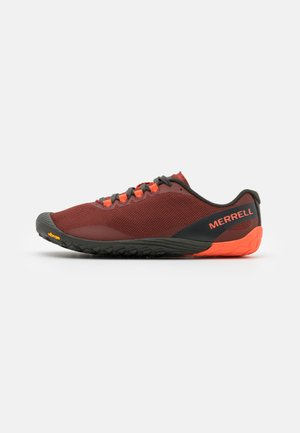 VAPOR GLOVE 4 - Minimalist running shoes - brick
