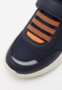 Superfit - RUSH - Tenisky - blau/orange - 5