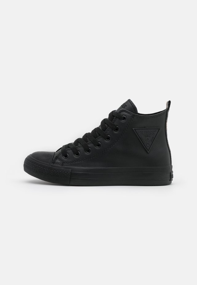 NKA - Baskets montantes - black