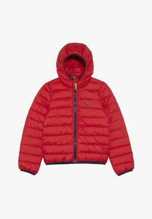 Winter jacket - tomate