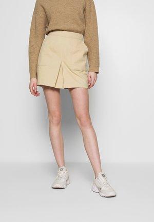 LENNY - Mini skirt - irish cream