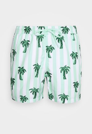 SYLVESTER - Swimming shorts - blue tint