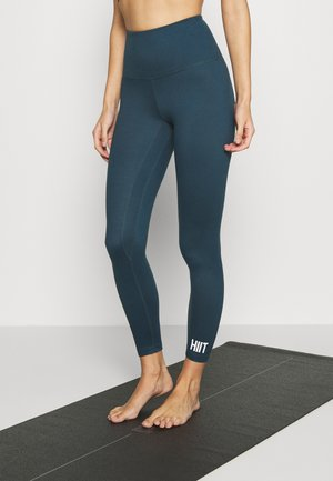 PEACH CORE - Legging - teal