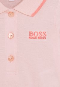 BOSS Kidswear - DRESS BABY - Day dress - pink pale - 2
