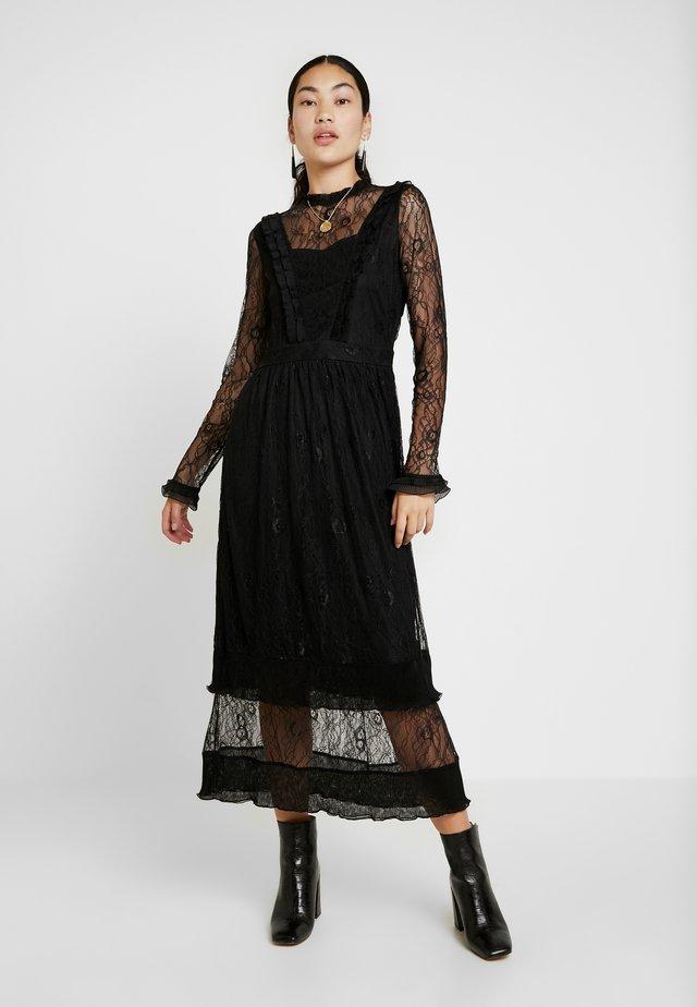 YASCAROLINA DRESS - Cocktail dress / Party dress - black