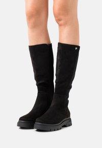 mtng - NEW MIRTE - Støvler - black - 0