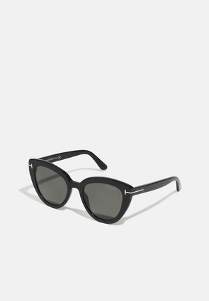 Occhiali da sole - shiny black/ smoke polarized