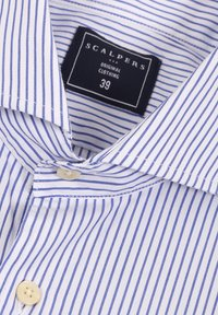 Scalpers - Shirt - blue stripes - 2