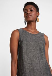 Opus - WOLINE - Day dress - grey - 3