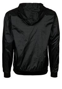 Urban Classics - Light jacket - black/lime green - 1