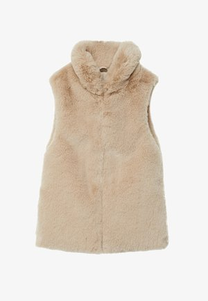 CANELA - Bodywarmer - sable