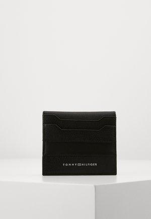 INTARSIA WALLET - Wallet - black
