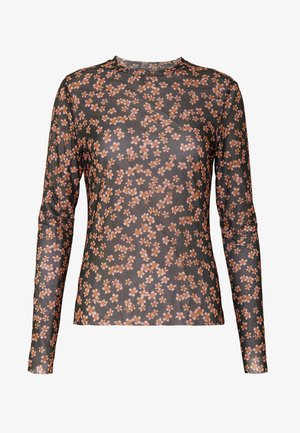 HAILY - Long sleeved top - rosin flower