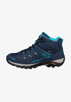 OUTDOORSTIEFEL MOUNT FRAKES - High-top trainers - blau