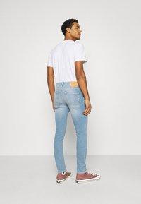 Scotch & Soda - SKIM - Jeans Skinny Fit - blauw trace - 2