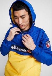 Ellesse - MONT - Windbreaker - blue/yellow - 3