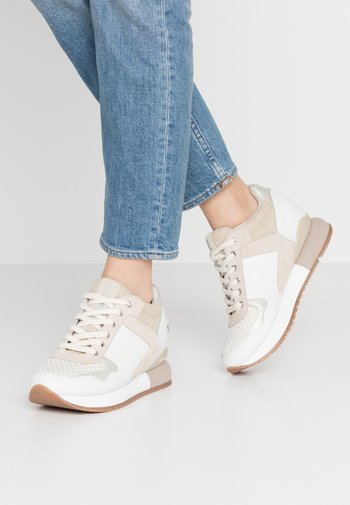 BASTOGNE - Zapatillas - white