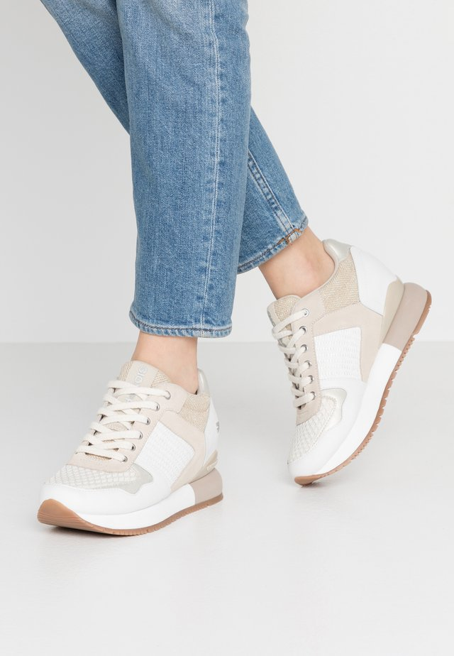 BASTOGNE - Sneakers laag - white