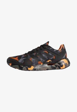 ALPHATORSION M - Chaussures de running stables - cblack/gresix/grefou