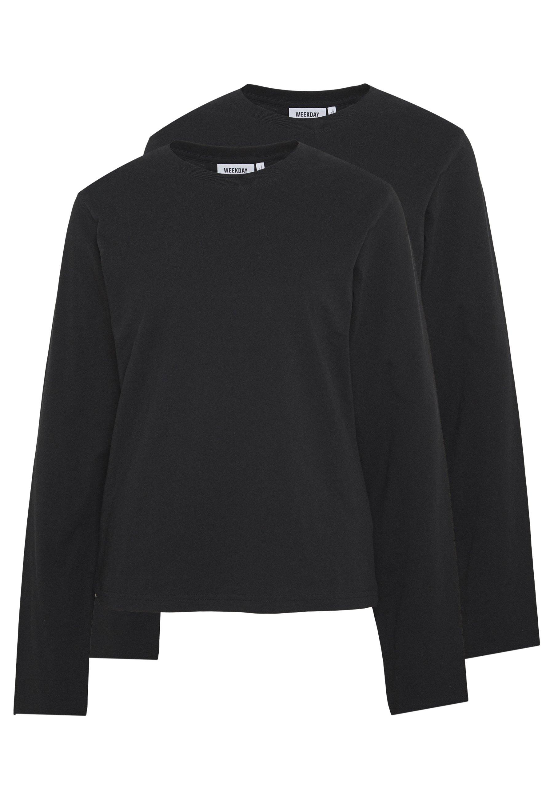 Women ALANIS 2 PACK - Long sleeved top