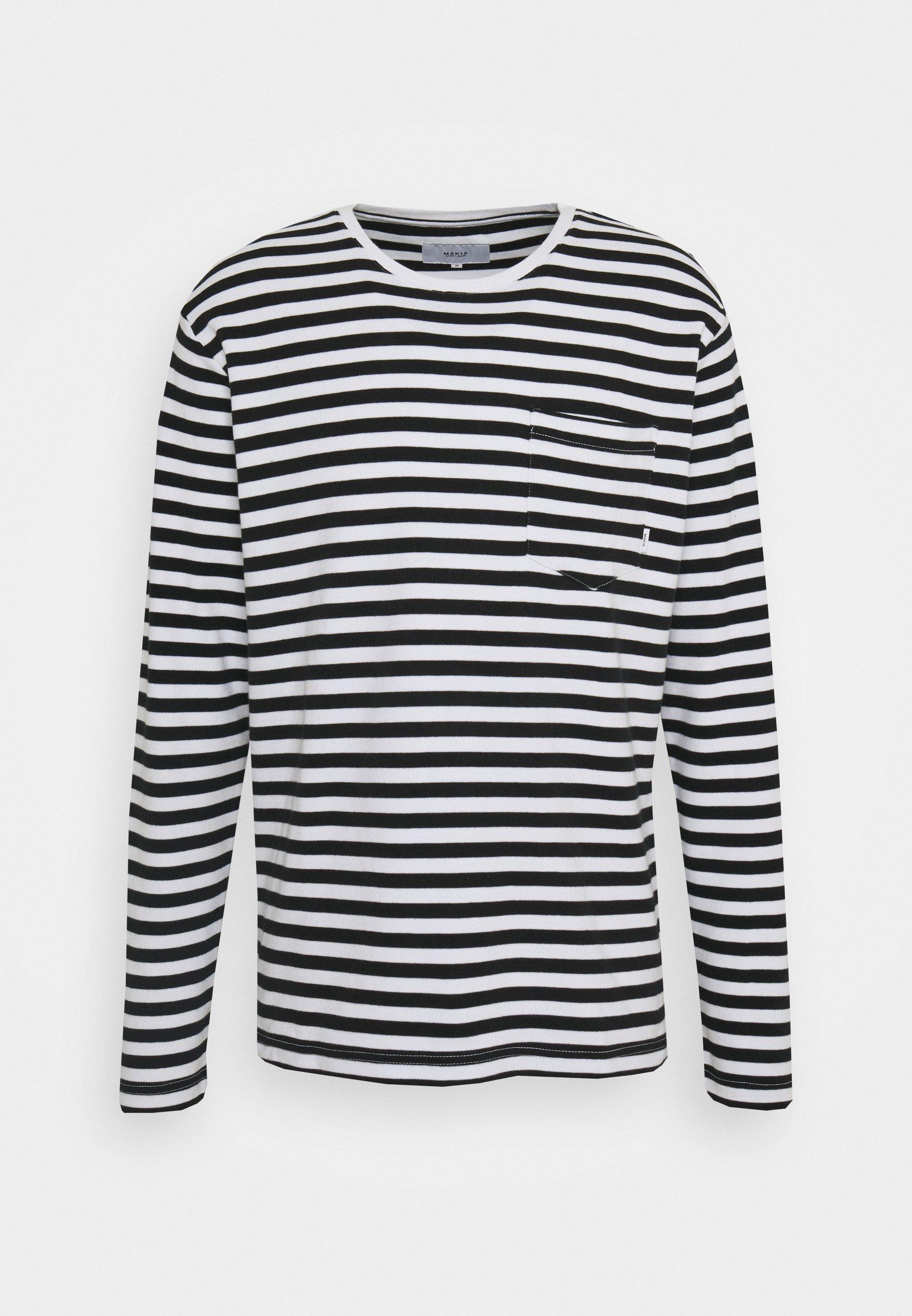 Men VERKSTAD  - Long sleeved top