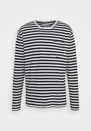 VERKSTAD  - Long sleeved top - black