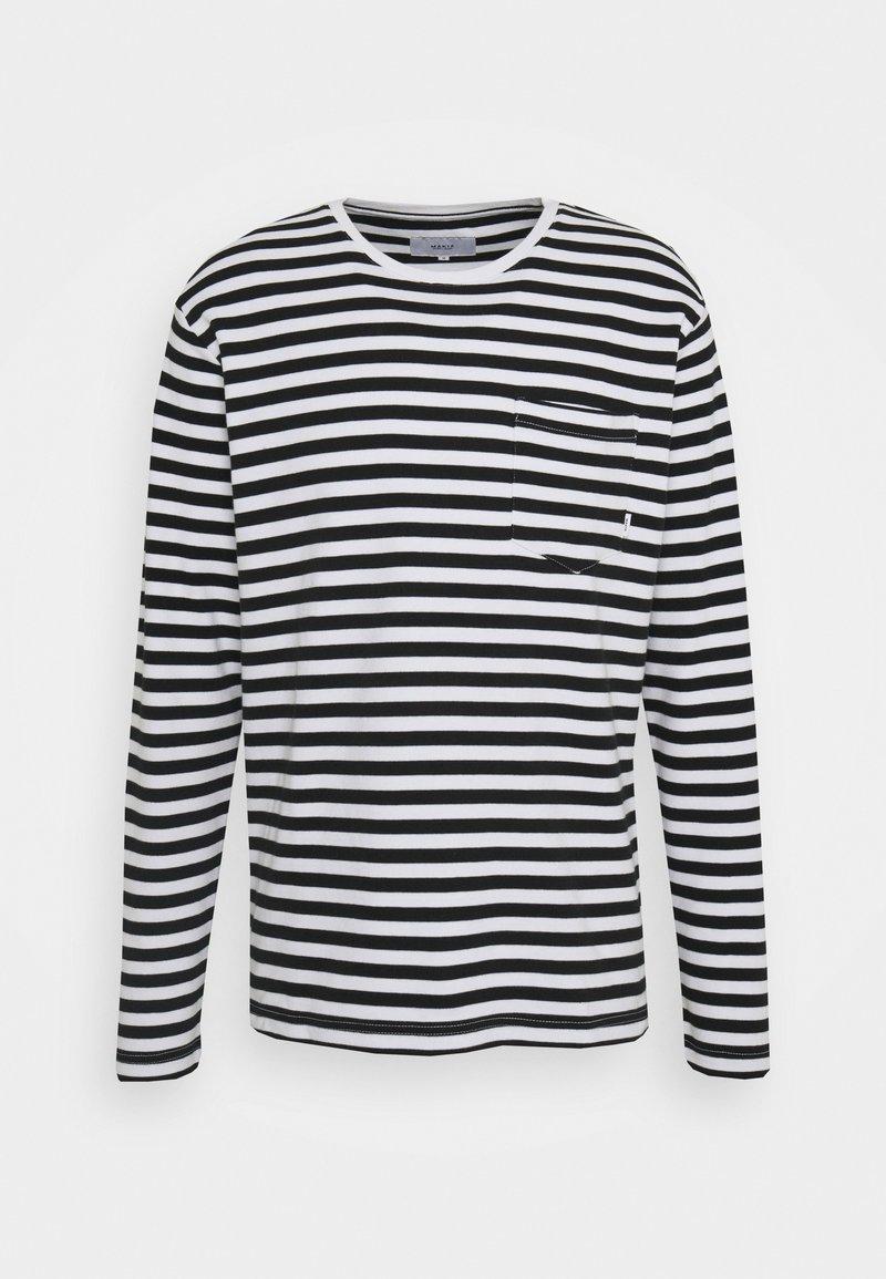 Makia - VERKSTAD  - Long sleeved top - black