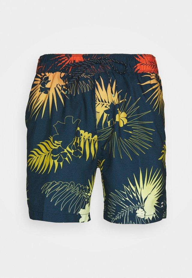 ALOHA  - Shorts da mare - navy