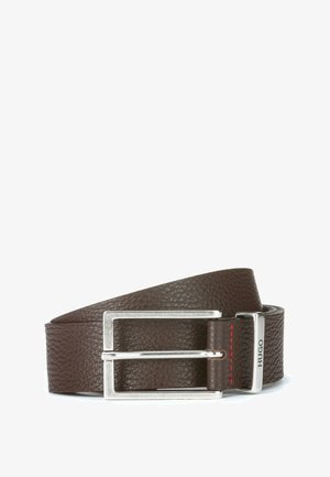 GIACI-METALLOOP - Belt - dark brown
