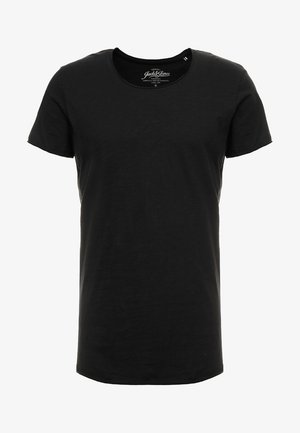 JJEBAS TEE - Basic T-shirt - black