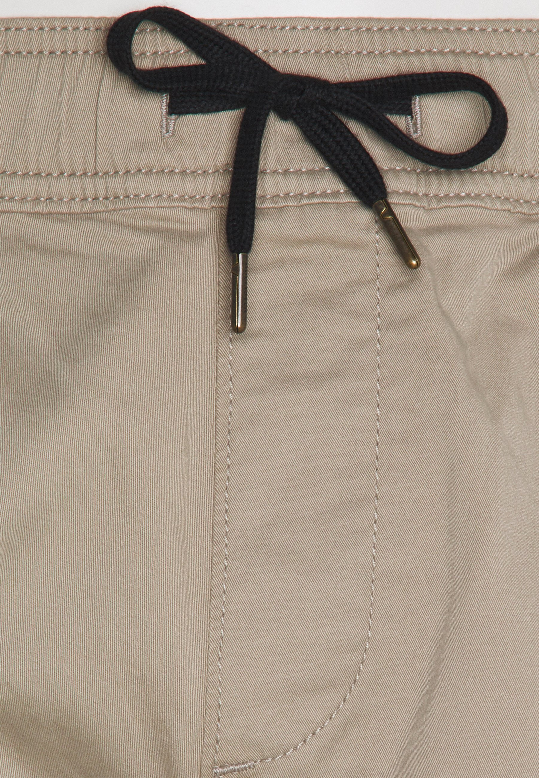 Hollister Co. UTILITY TAB - Trousers - vintage khaki