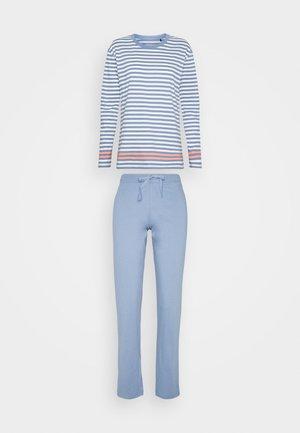 Pyžamo - jeansblau