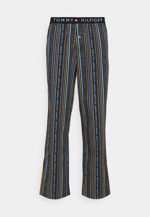 ORIGINAL PANT PRINT - Pantaloni del pigiama - blue