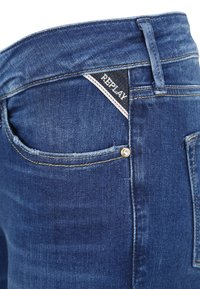 Replay - NEW LUZ - Jeans Skinny Fit - dark blue - 4
