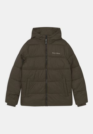 UNISEX - Winter jacket - oil green