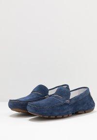 Van Lier - AUTOMOC - Moccasins - blue - 2