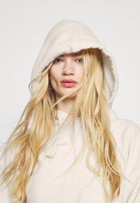 Monki - MARY HOODIE - Hoodie - beige light - 3