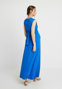 Pietro Brunelli - PAPAVER NURSING - Maxi dress - blue pacific