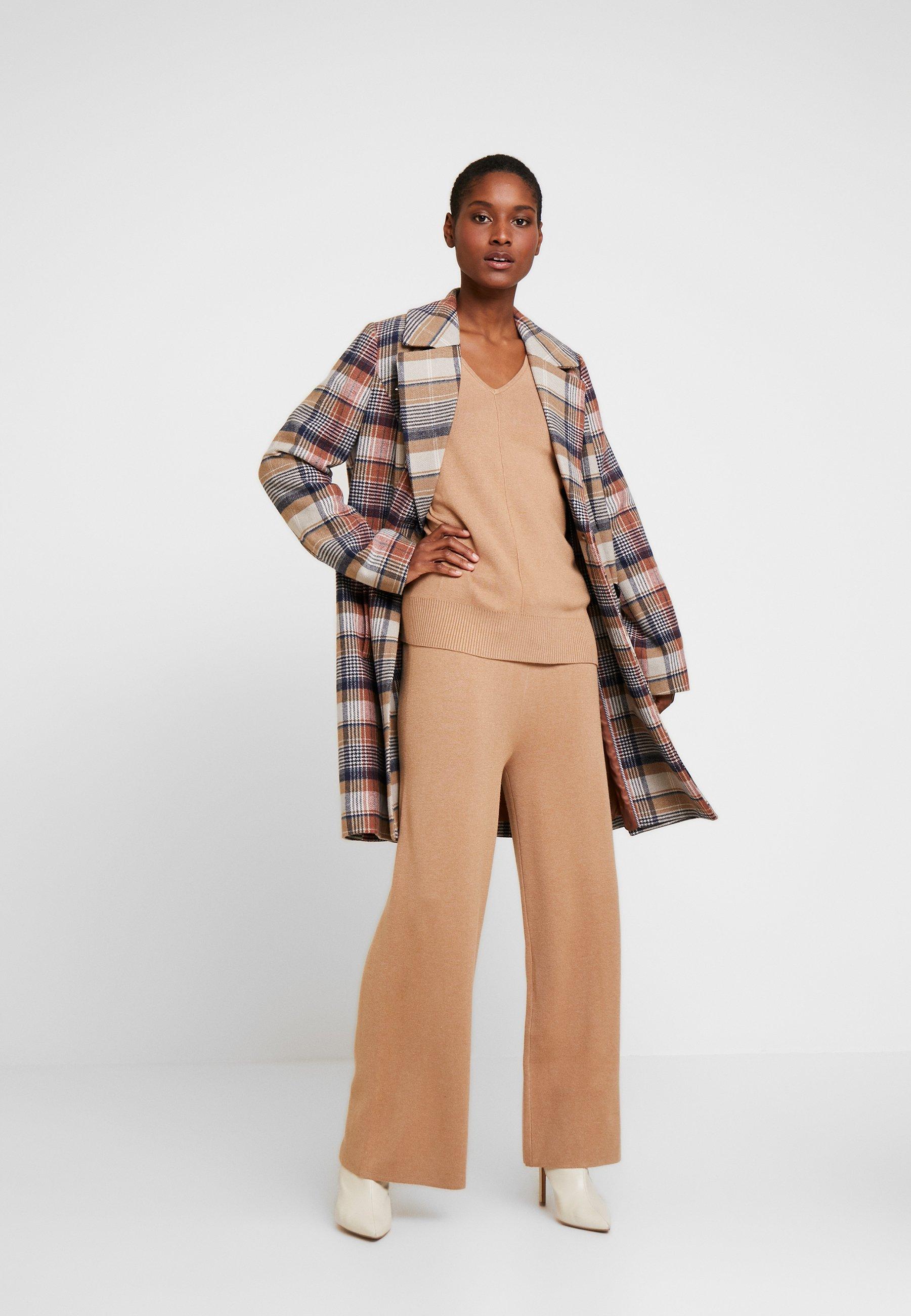 Kaffe Kamolly Culotte Pants - Trousers Tannin
