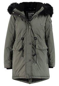 Superdry - NADARE - Winter coat - olive - 2
